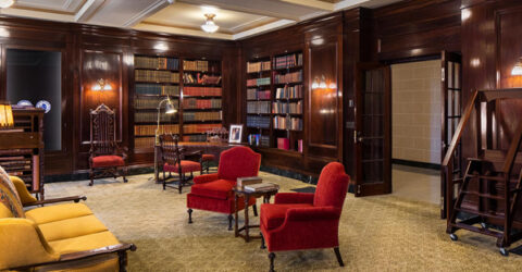 Libraries & Office Spaces