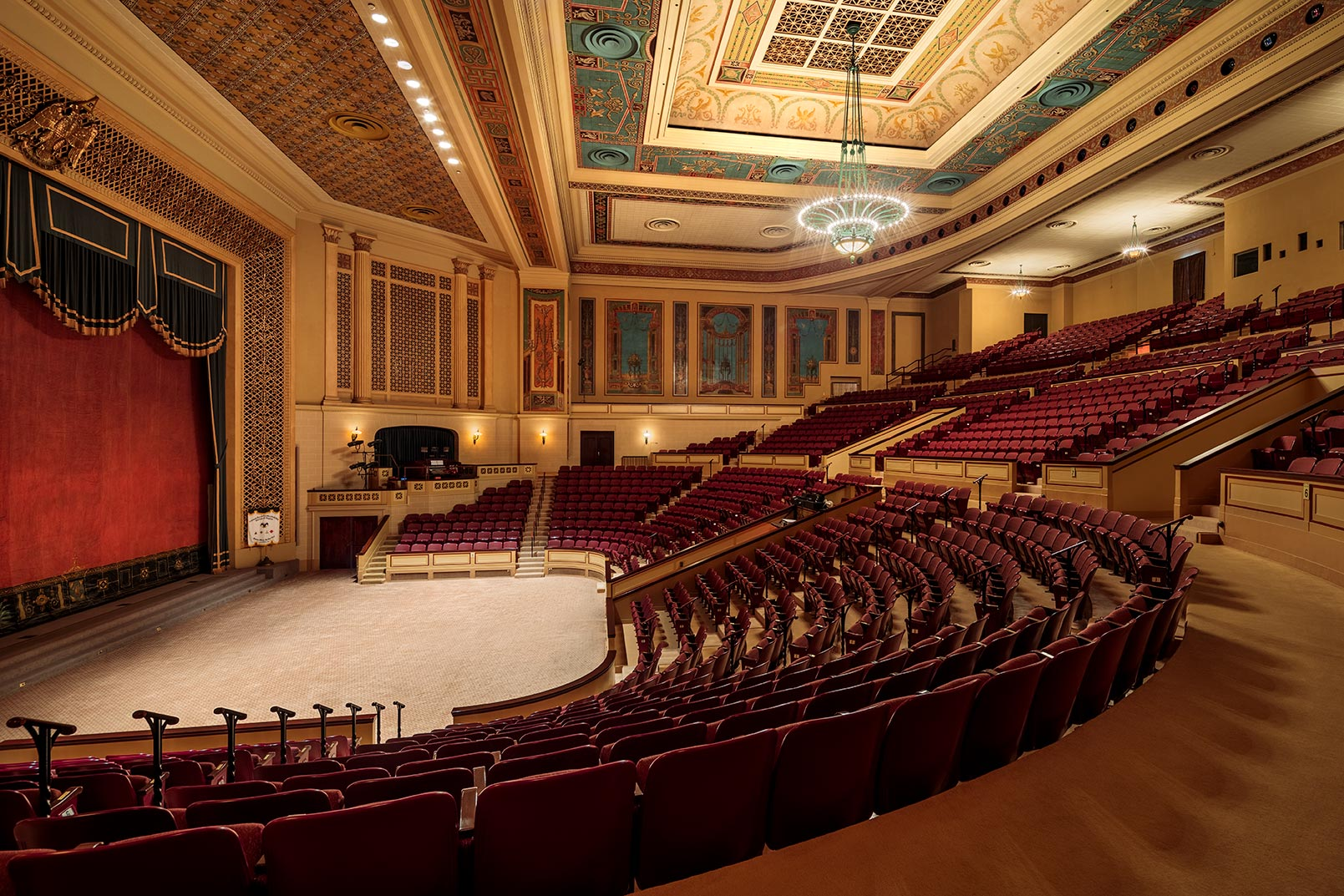 Dayton Masonic Center 11