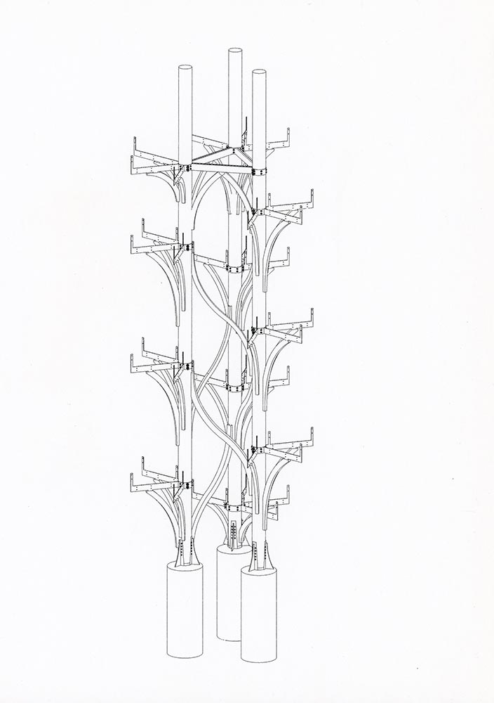 Tree Tower 24