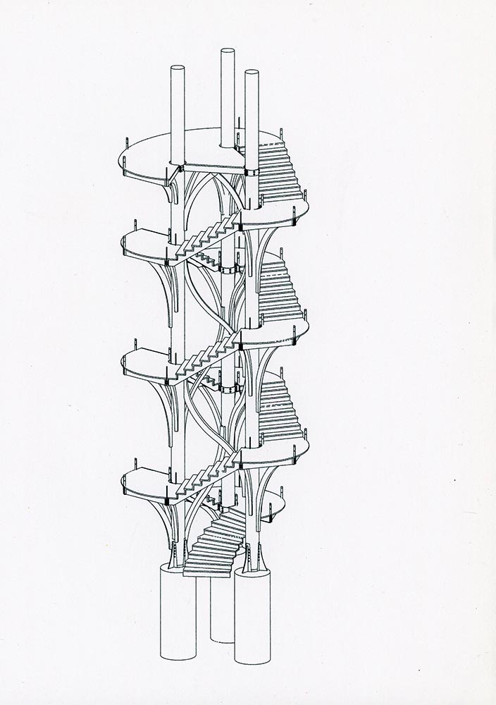 Tree Tower 25