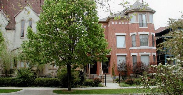 Van Buren Street Condominium